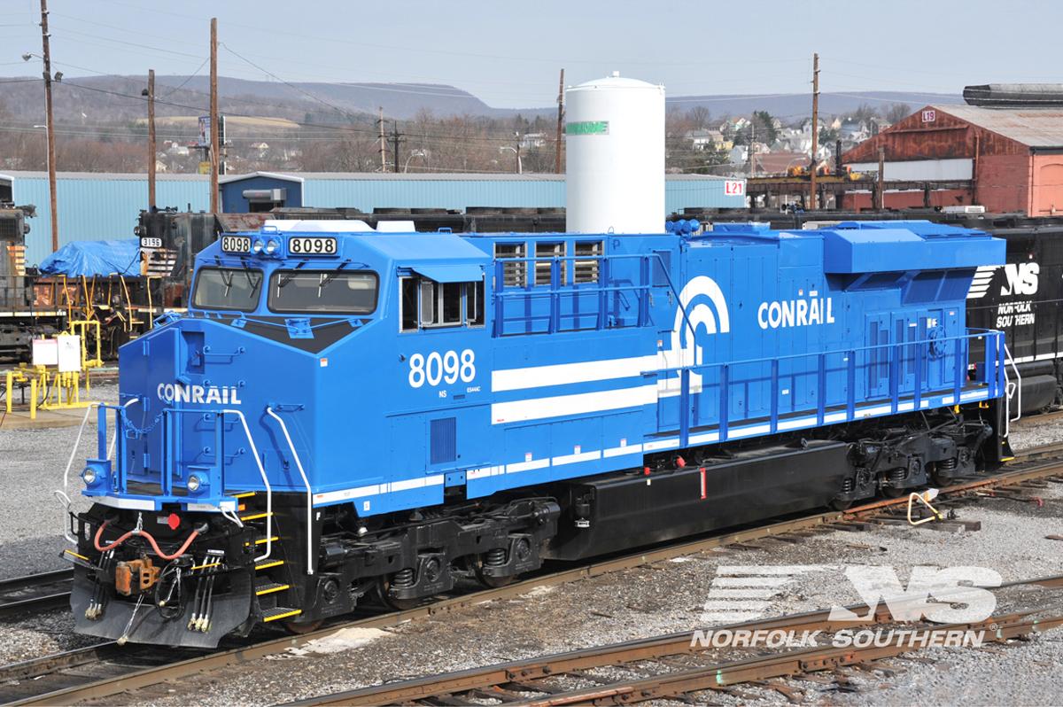 Norfolk Southern\'s Heritage Locomotives   News   Norfolk Southern