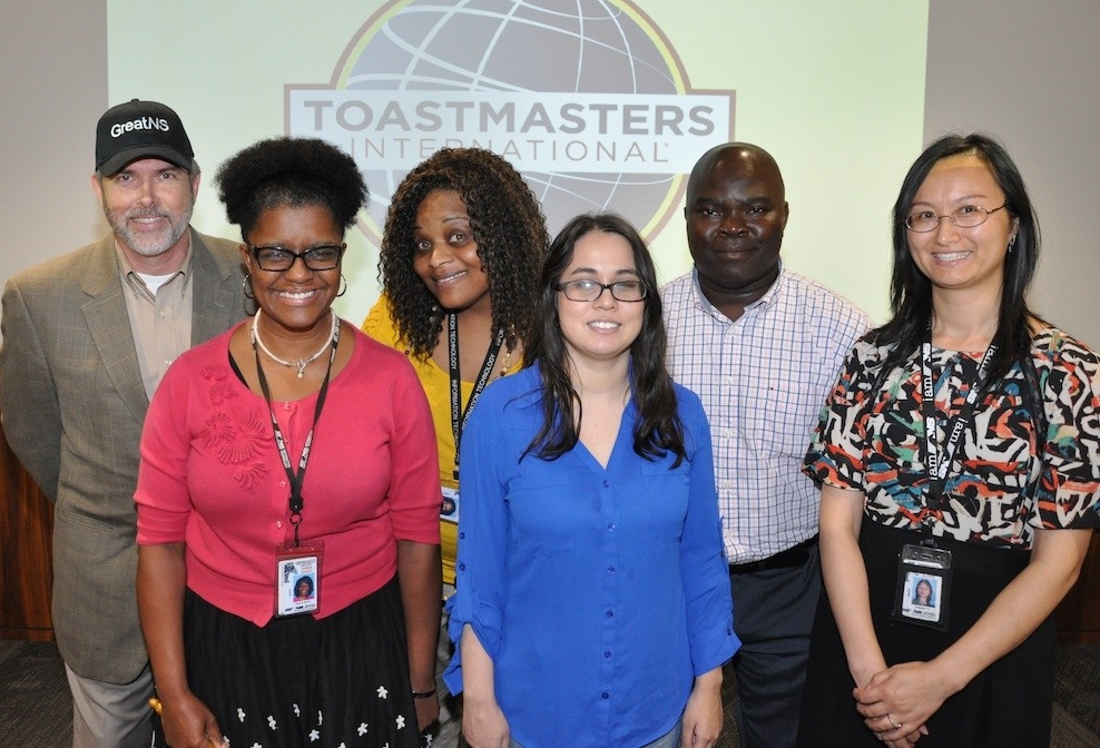 NS-Toastmasters-group