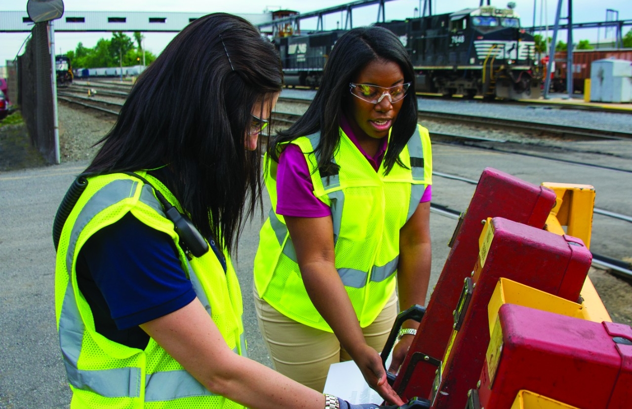norfolk southern recruiting session
