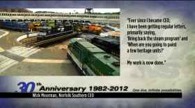 Norfolk Southern Heritage Event