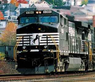Intermodal | Shipping Options | Norfolk Southern