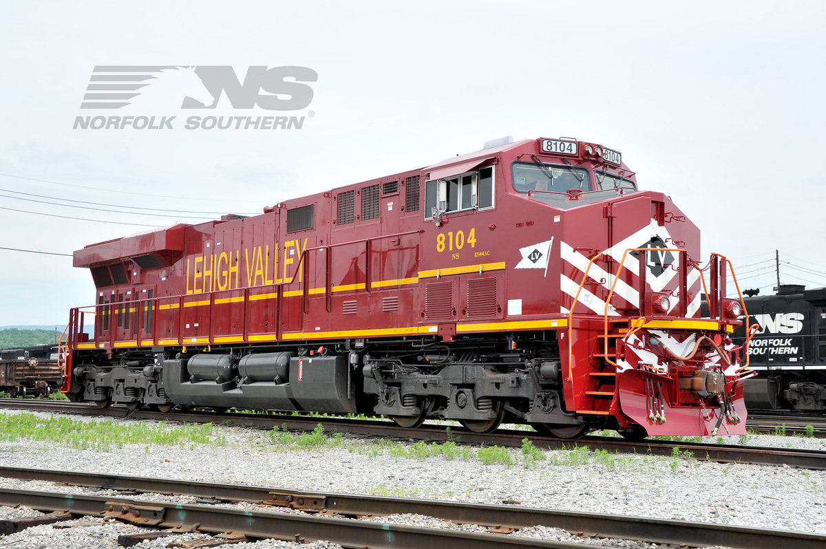 Lehigh Valley Railroad http://www.nscorp.com/nscportal/nscorp/Community/Heritage%20Locomotives/