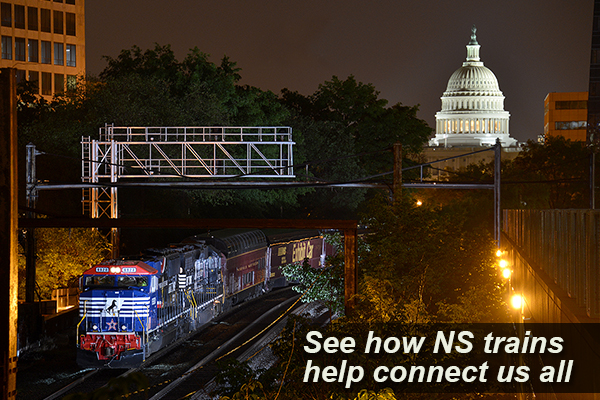 Norfolk Southern, What's Your Function?