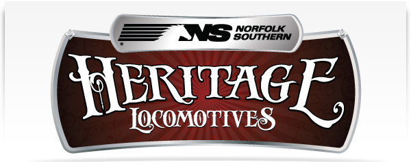 Norfolk Southern Heritge Locomotives